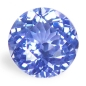 Blue-violet sapp 0.86 cts. RDflower GEMBlot oldstock