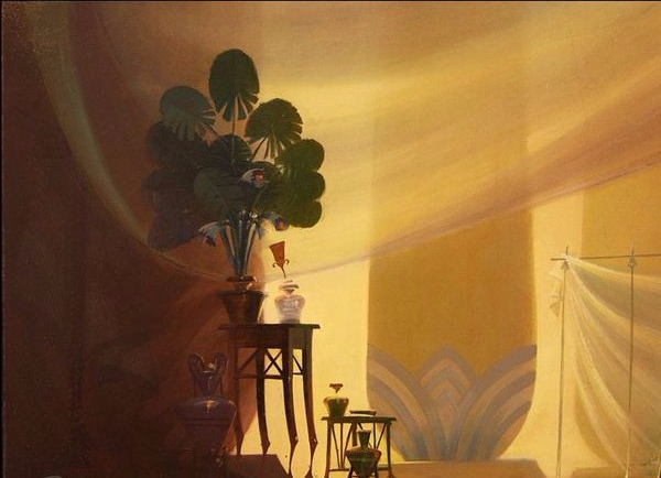 prince of egypt room