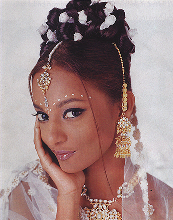 Indian Bride Hairstyles